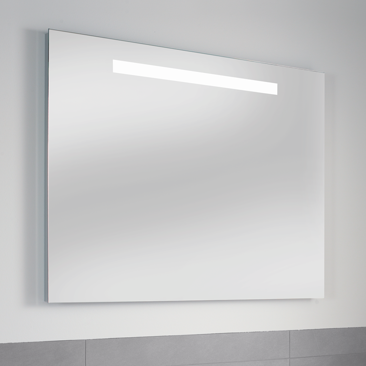 Lifestyle Photo of Villeroy and Boch More to See One 800mm LED Mirror