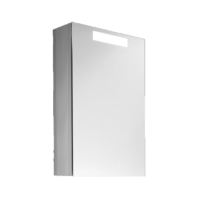 Photo of Villeroy and Boch Reflection 500mm LED Mirror Cabinet Cutout