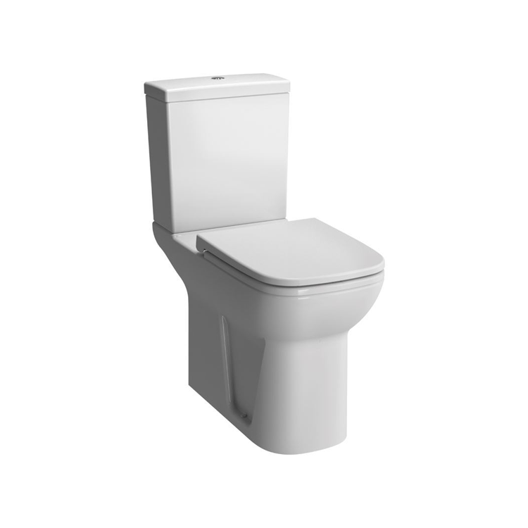 Photo of Vitra S20 Comfort Height Close Coupled WC & Seat Cutout