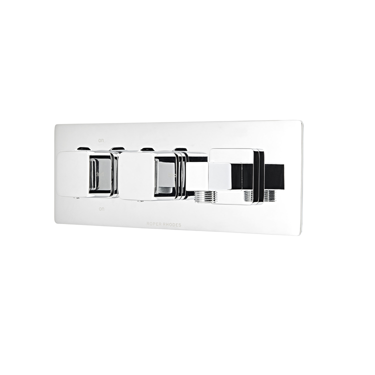 Photo of Roper Rhodes Veer Dual Function Shower Valve with Outlet