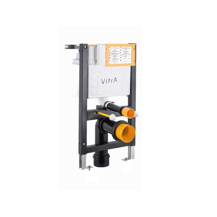 Vitra Short WC Frame For Wall Hung WC