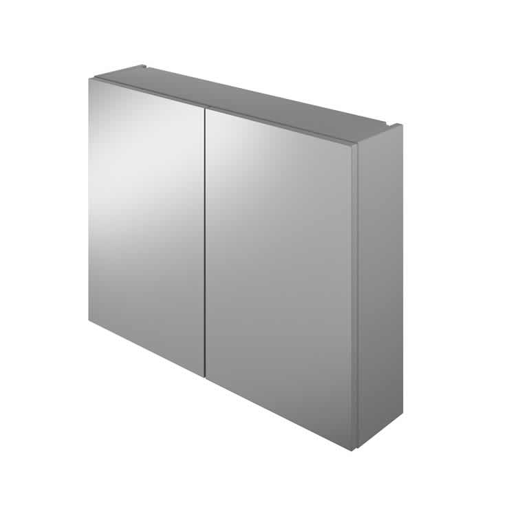 Photo of The White Space 600mm Double Door Mirror Cabinet