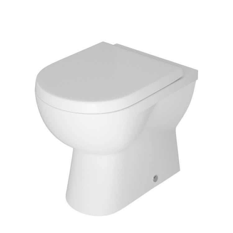 Photo of The White Space Back to Wall WC
