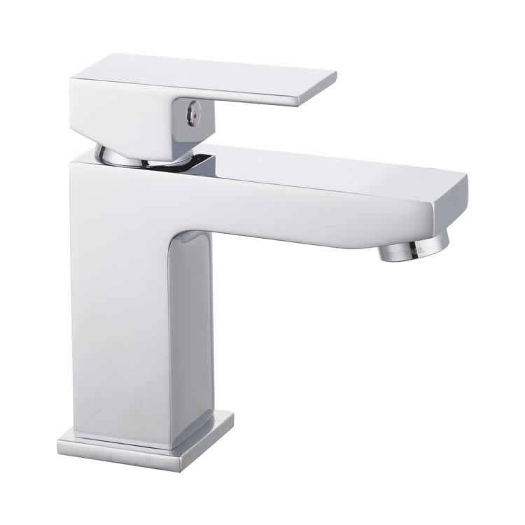 Photo of The White Space Forte Basin Mixer