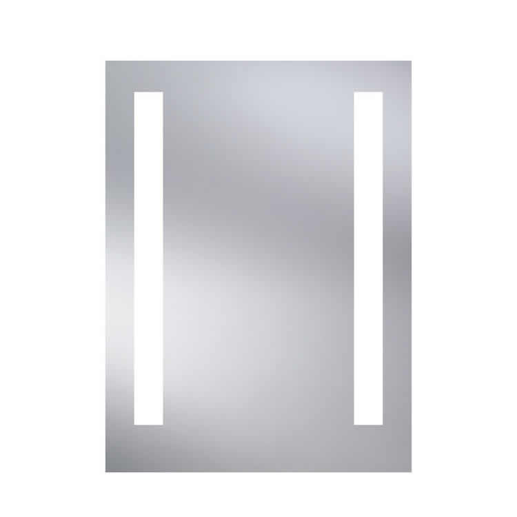 Photo of The White Space Par 600mm LED Bathroom Mirror