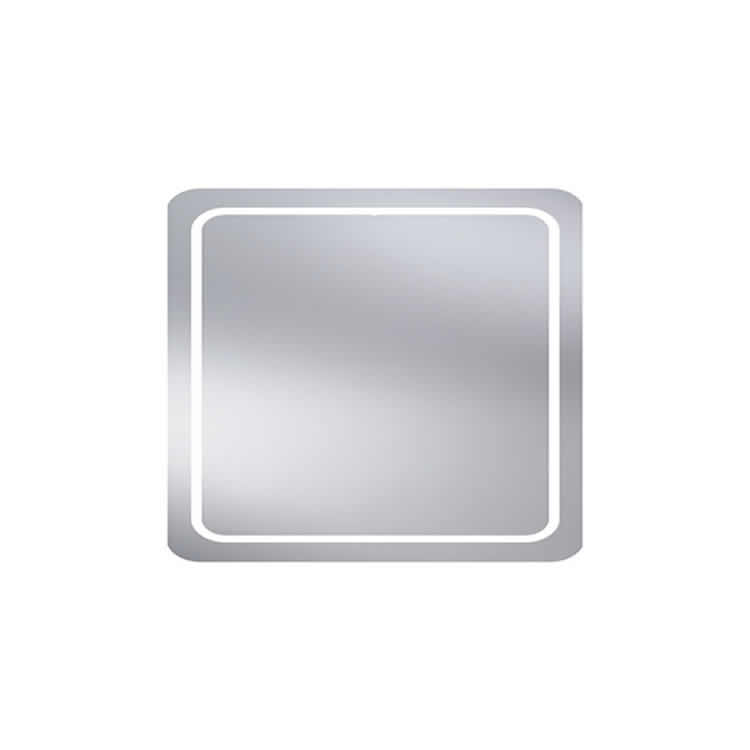 Photo of The White Space Indy 600 x 600 LED Bathroom Mirror