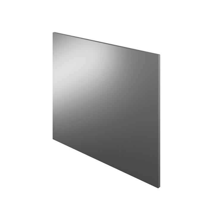 Photo of The White Space 450 x 600mm Bathroom Mirror