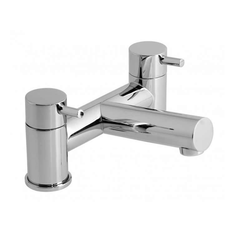 Vado Zoo Wall Mounted Bath Shower Mixer Without Kit Image