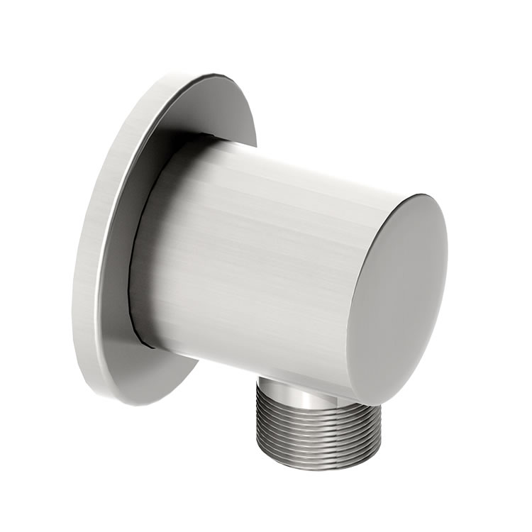 Photo of Abacus Emotion Chrome Round Wall Outlet