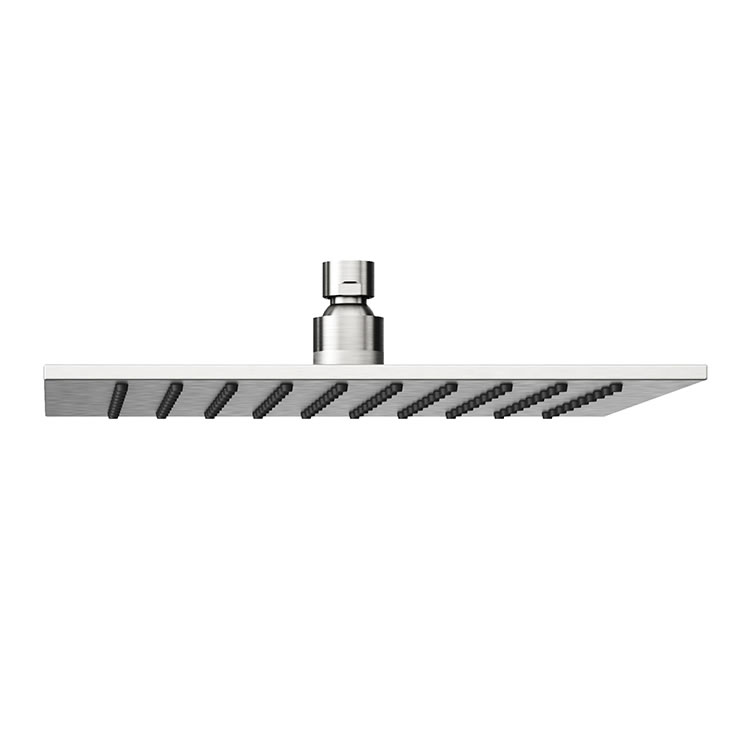 Photo of Abacus Emotion Chrome Square Fixed Shower Head