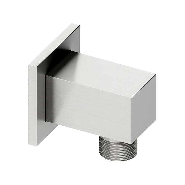 Photo of Abacus Emotion Chrome Square Wall Outlet
