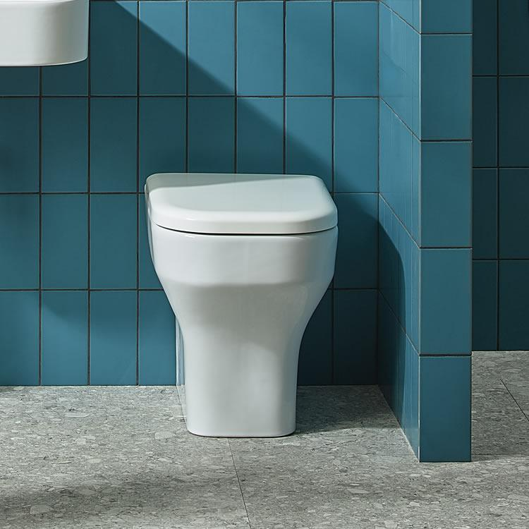 Roper Rhodes Accent Back To WallWC & Seat - Image 1