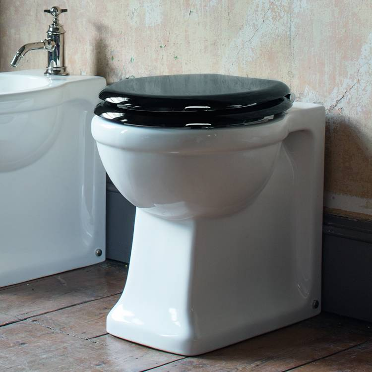 Arcade Back to Wall Toilet