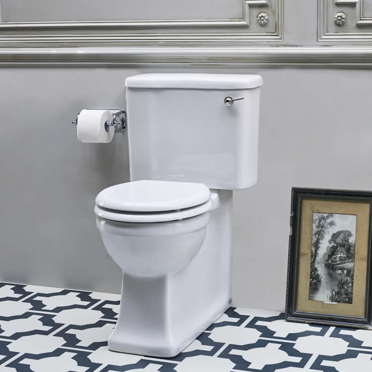 Arcade Back to Wall Close Coupled WC