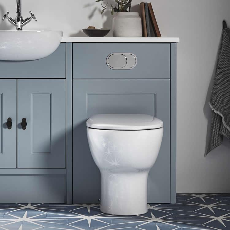 Roper Rhodes Archetype Rimless Comfort Height Back To Wall WC - Image 1