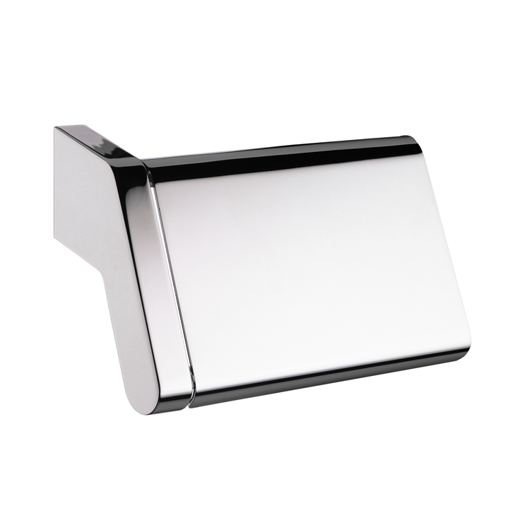 Photo of Bathroom Origins S3 Toilet Roll Holder with Flap