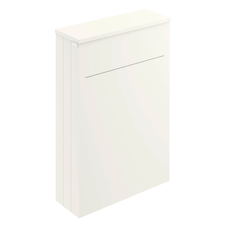 Photo of Bayswater Pointing White 550mm WC Cabinet