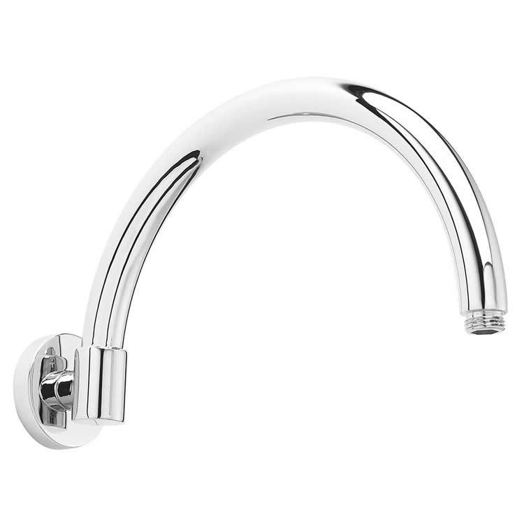 Photo of Bayswater Wall Mounted Curved Shower Arm