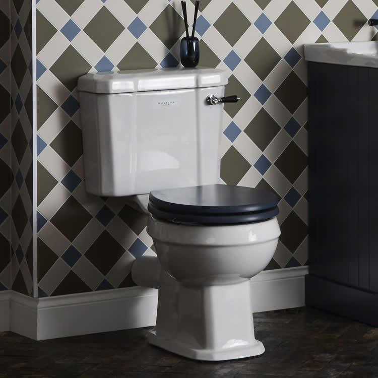 Photo of Bayswater Fitzroy Close Coupled Toilet & Cistern