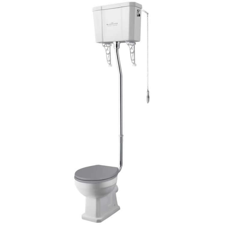 Photo of Bayswater Fitzroy High Level WC & Cistern Cutout