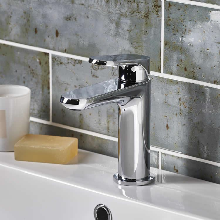 Photo of Roper Rhodes Clear Basin Mixer - Image 1