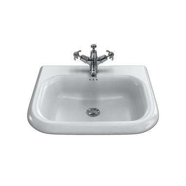 Clearwater Traditional Small Roll Top Basin