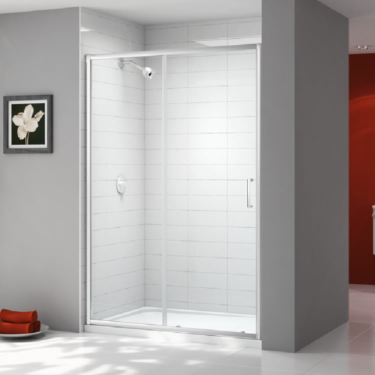 Ionic by Merlyn Express 6mm Sliding Shower Door
