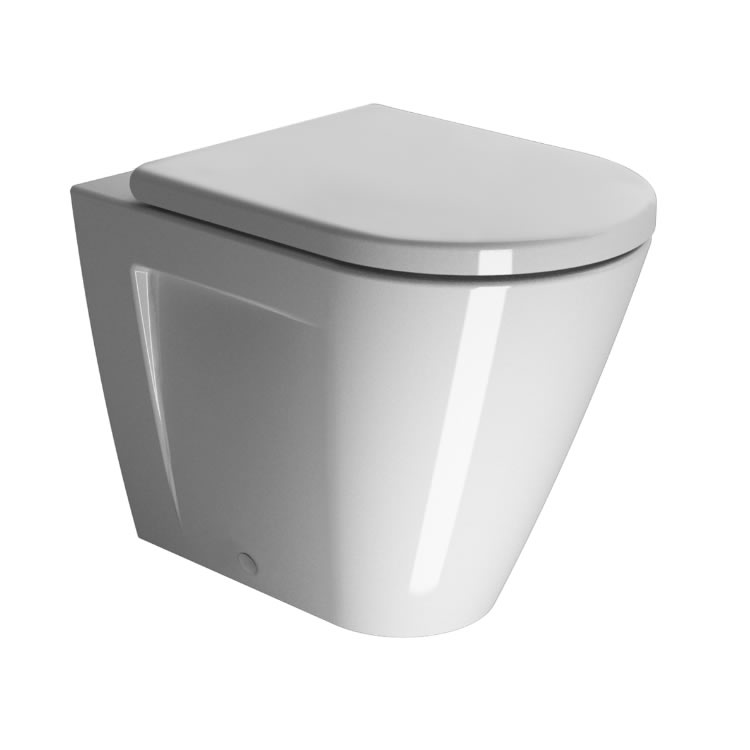GSI Norm 55 Back To Wall WC & Soft Close Seat