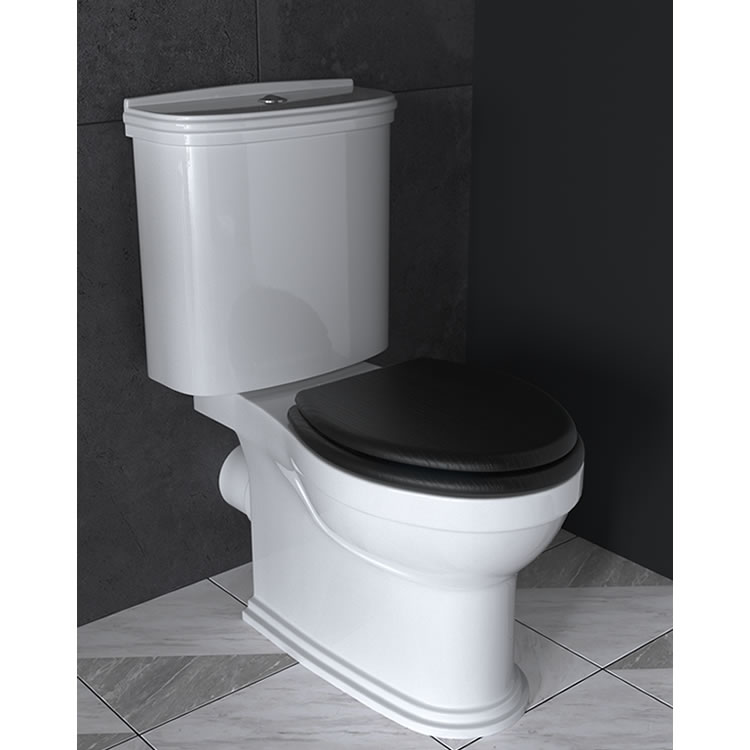 Photo of Heritage Claverton Close Coupled WC & Cistern