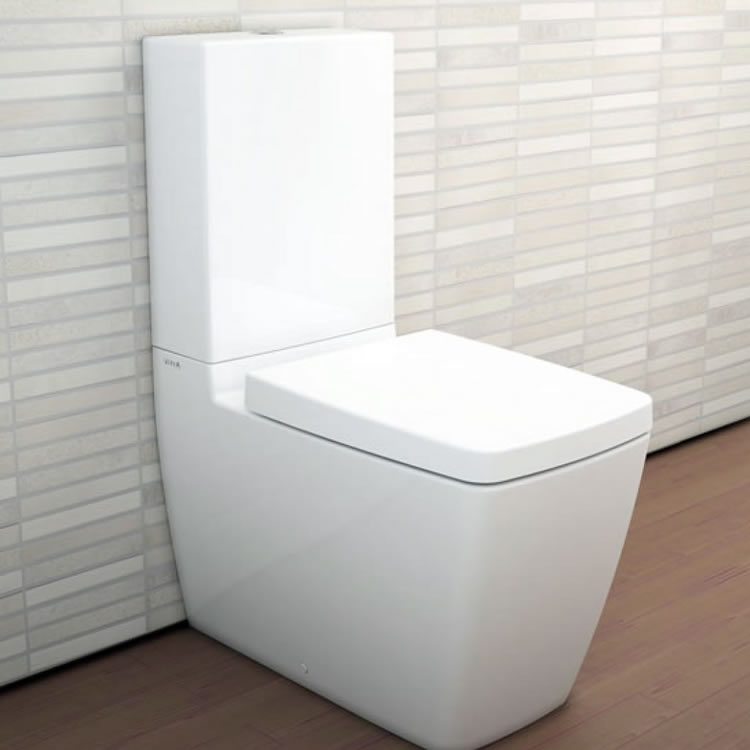 Vitra Desigenr M-Line Close Coupled WC (Back To Wall) - Lifestyle