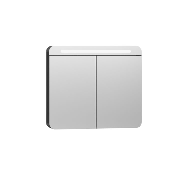 Vitra Designer Nest 800mm Led Mirror Cabinet Sanctuary