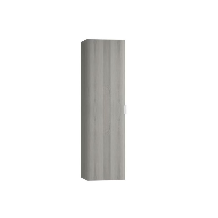 Vitra Designer Nest Tall Grey Natural Wood Unit With 1 Door