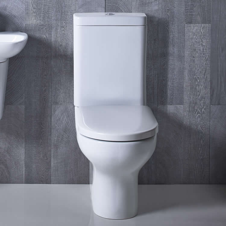 Roper Rhodes Note 620mm Close Coupled WC, Cistern - Image 1