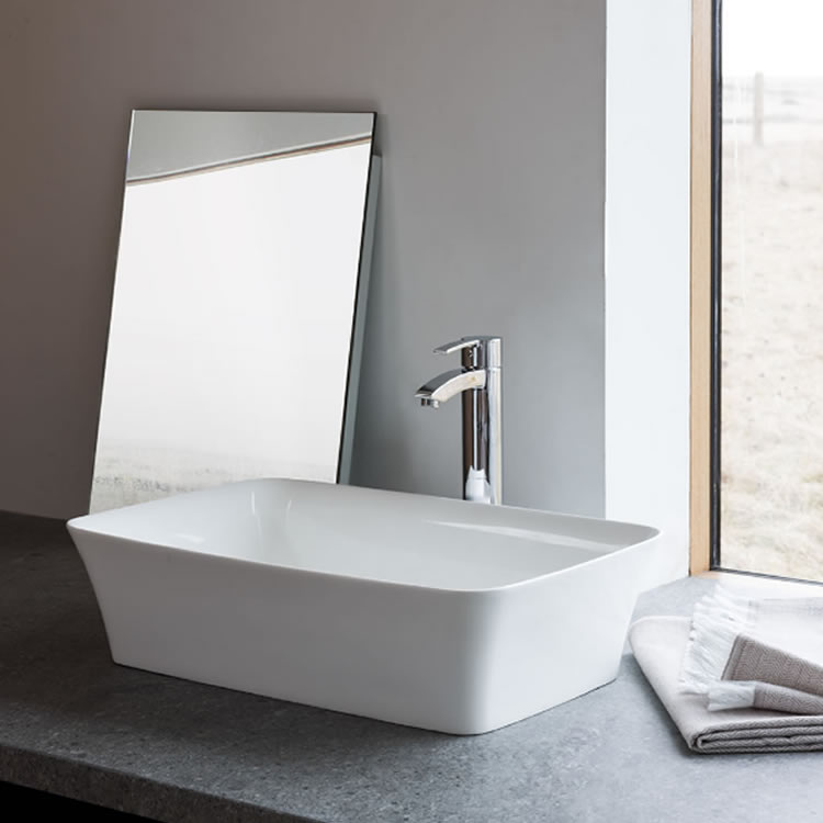 Clearwater Palermo Clear Stone Basin