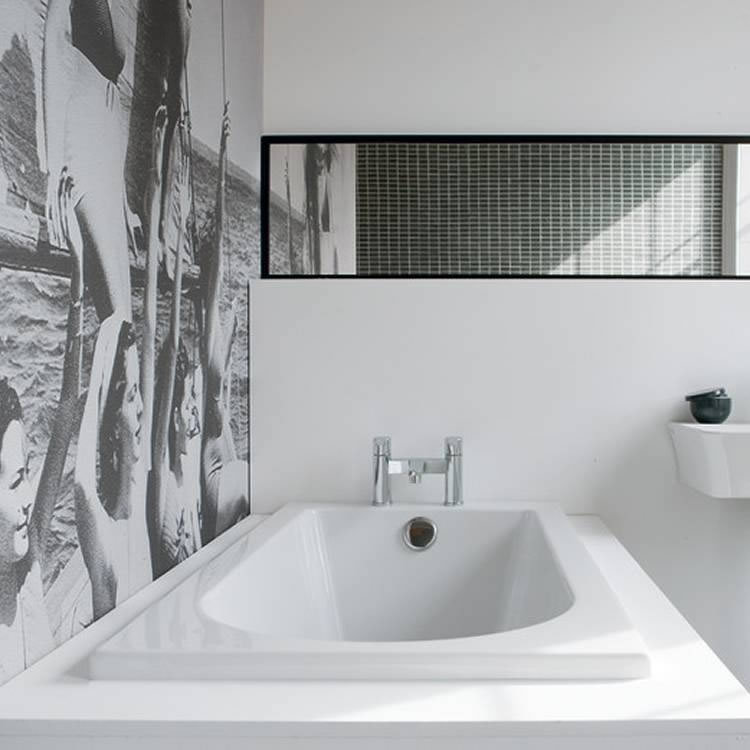 Cleargreen Reuse 1500 x 750 Single Ended Bath