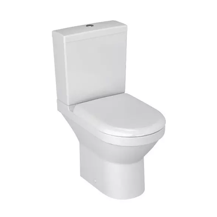 Vitra S50 Rimless Close Coupled WC Pan - Back To Wall