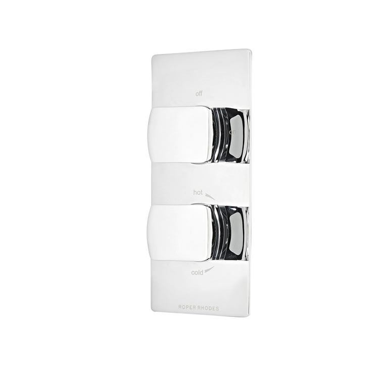 Photo of Roper Rhodes Scape Thermostatic Single Function Shower Valve
