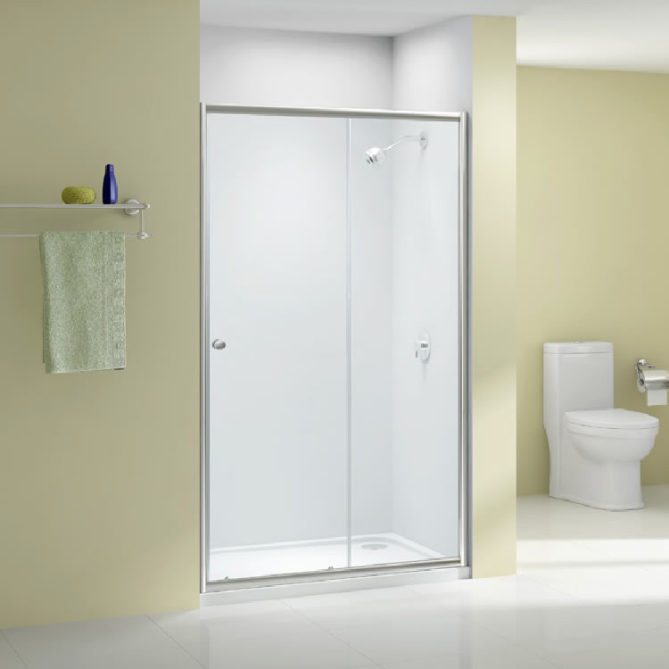 Ionic by Merlyn Source 6mm Sliding Shower Door