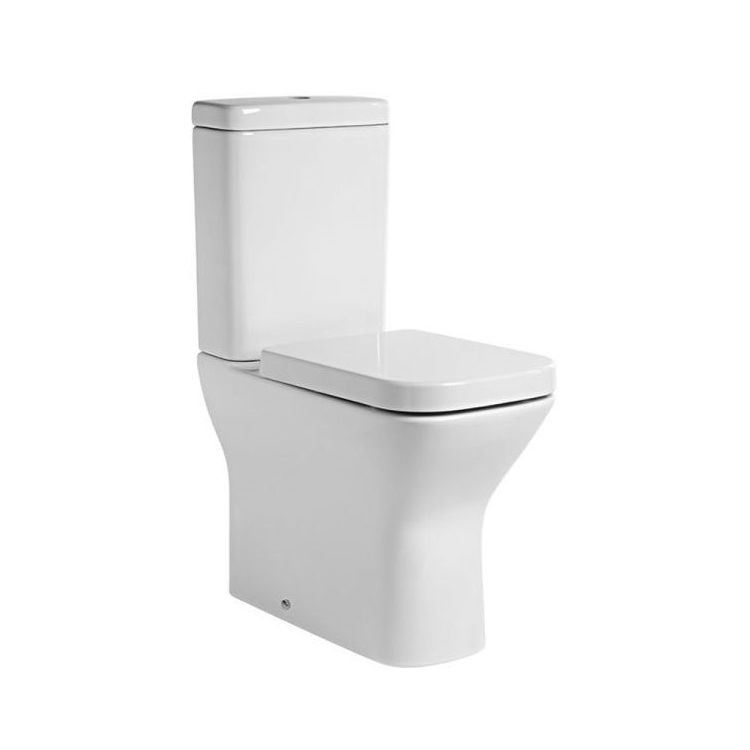 Tavistock Structure Comfort Height Back To Wall Close Coupled WC
