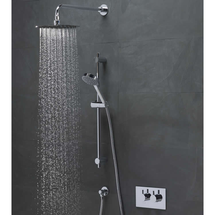 Roper Rhodes Event Round Function Shower System and Head - Image 1