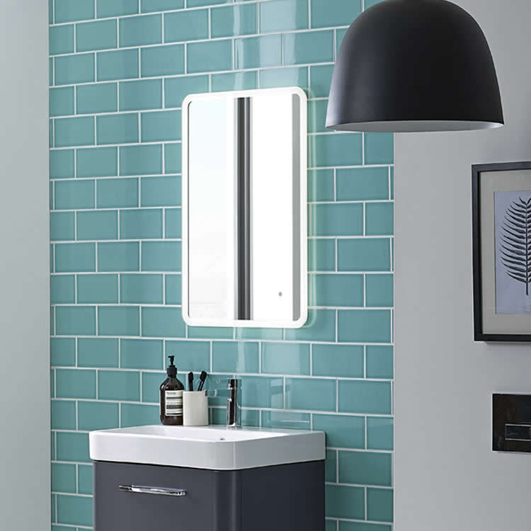 Photo of Roper Rhodes System 800mm LED Mirror - Image 1