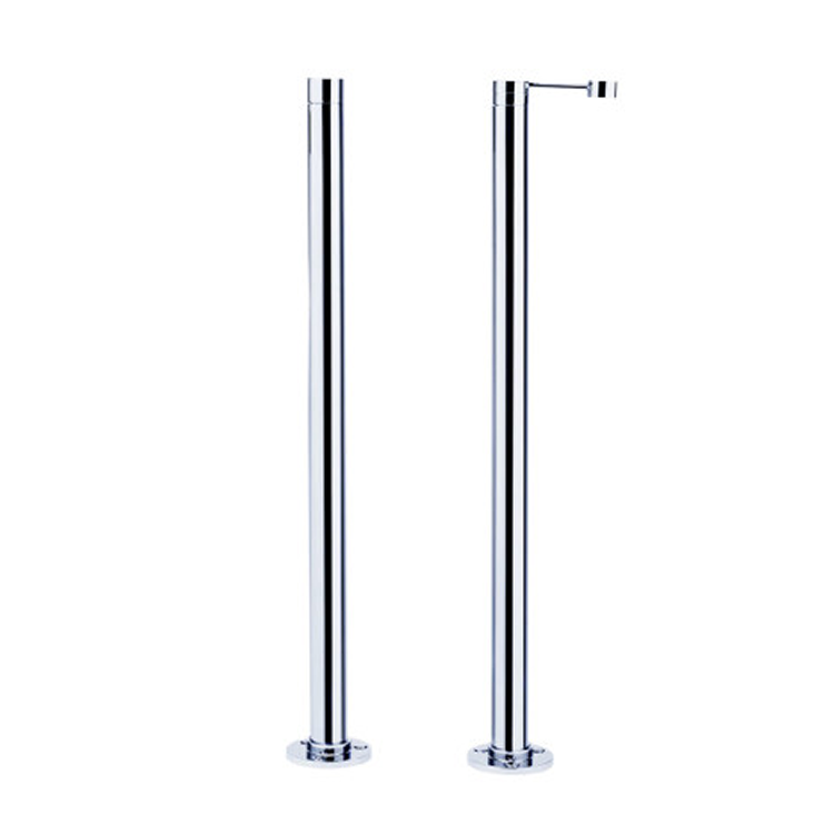 Roper Rhodes Henley Stand Pipes with Handset Holder