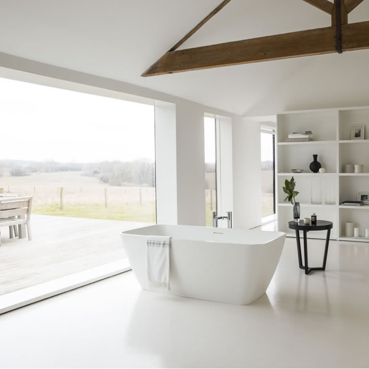 Clearwater Vicenza Freestanding Bath