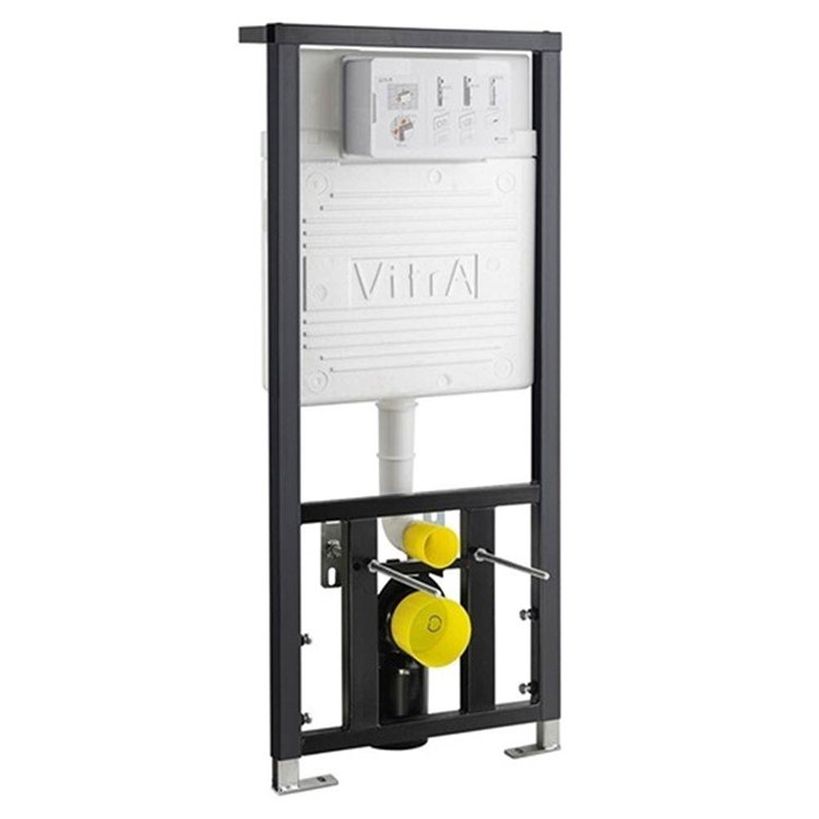 Vitra WC Frame For Wall Hung WC - Regular 12cm Depth