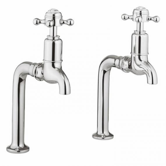 Crosswater Cucina Belgravia Crosshead Pair of Kitchen Bip Taps