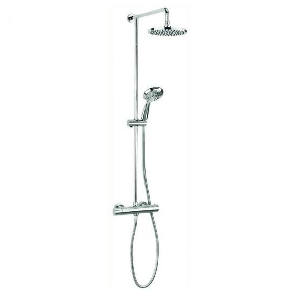 Adora Fusion Multifunction Thermostatic Shower with Head & Kit