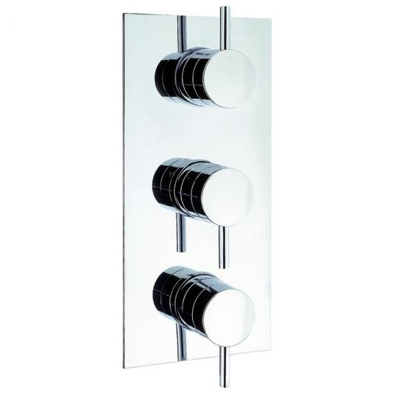 Adora Fusion Thermostatic Shower Valve with 3 Control