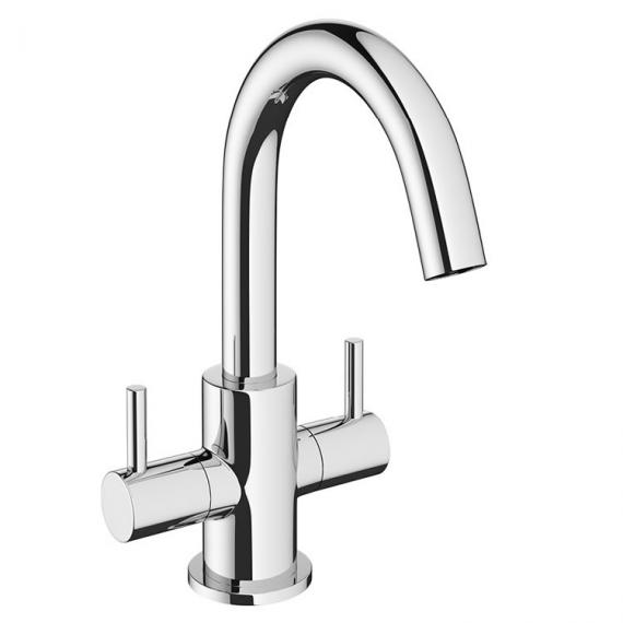Crosswater Mike Pro Chrome Basin Mixer Tap