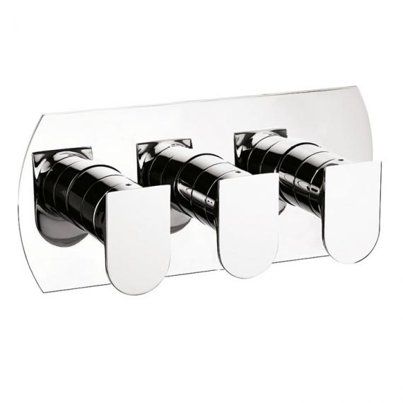 Crosswater Modest Shower Valve With 3 Way Diverter - MO3001RC