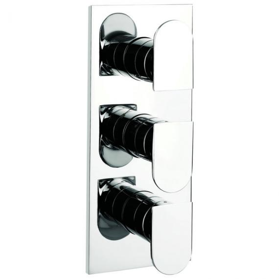 Adora Planet Thermostatic Shower Valve with 3 Control